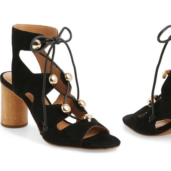 114df6e616 Rebecca Minkoff Shoes   Adiv Ghillie Cage Sandal 75   Poshmark